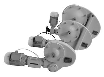 арматура с электромеханическим приводом