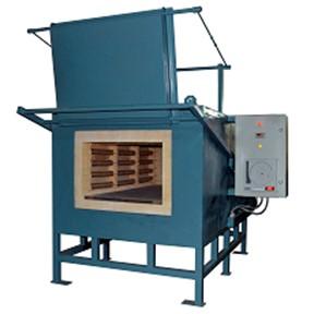 термическая вакуумная печь