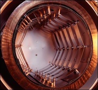 индукционная печь для термической обработки