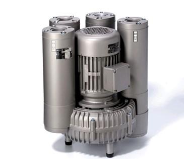 применение и характеристики вакуумных насосов и воздуходувок Becker